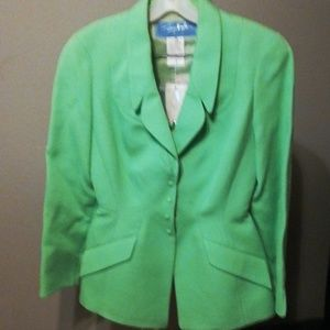 Thierry Mugler  Vintage skirt suit. Size  38/6 .